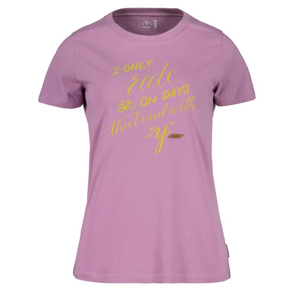 Maloja Girls T-Shirt ClemgiaM. Bellflower