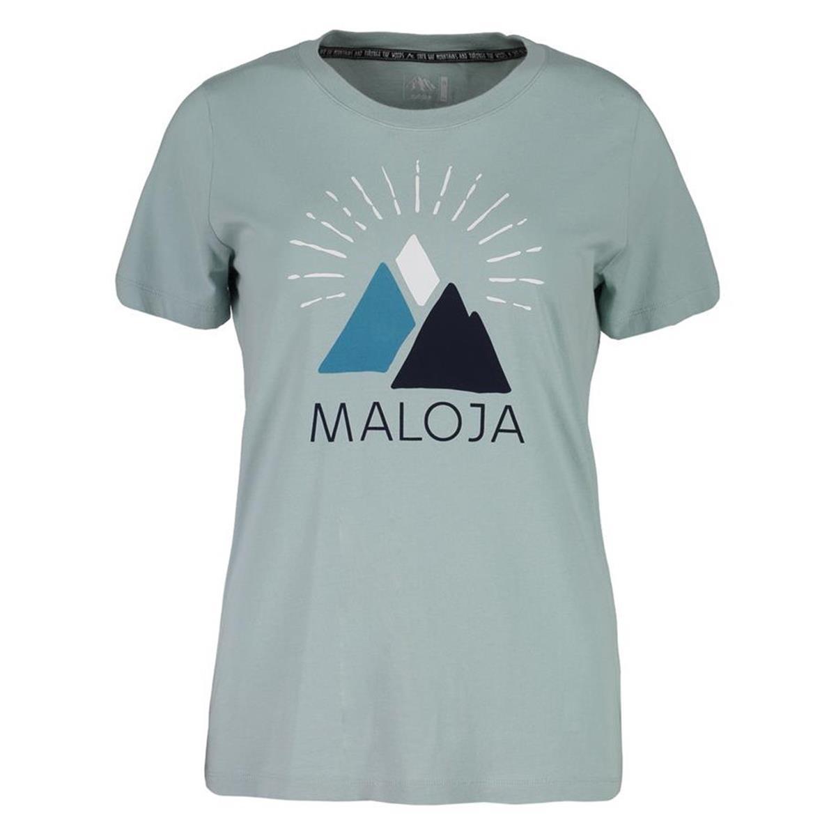 Maloja Girls T-Shirt CadalpenaM. Cliff