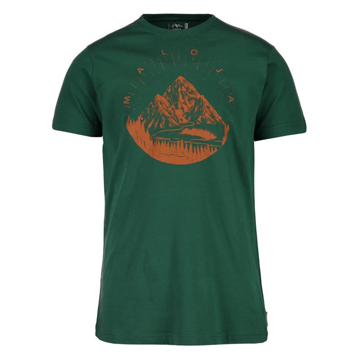 Maloja T-Shirt SeptimerM. Stone Pine