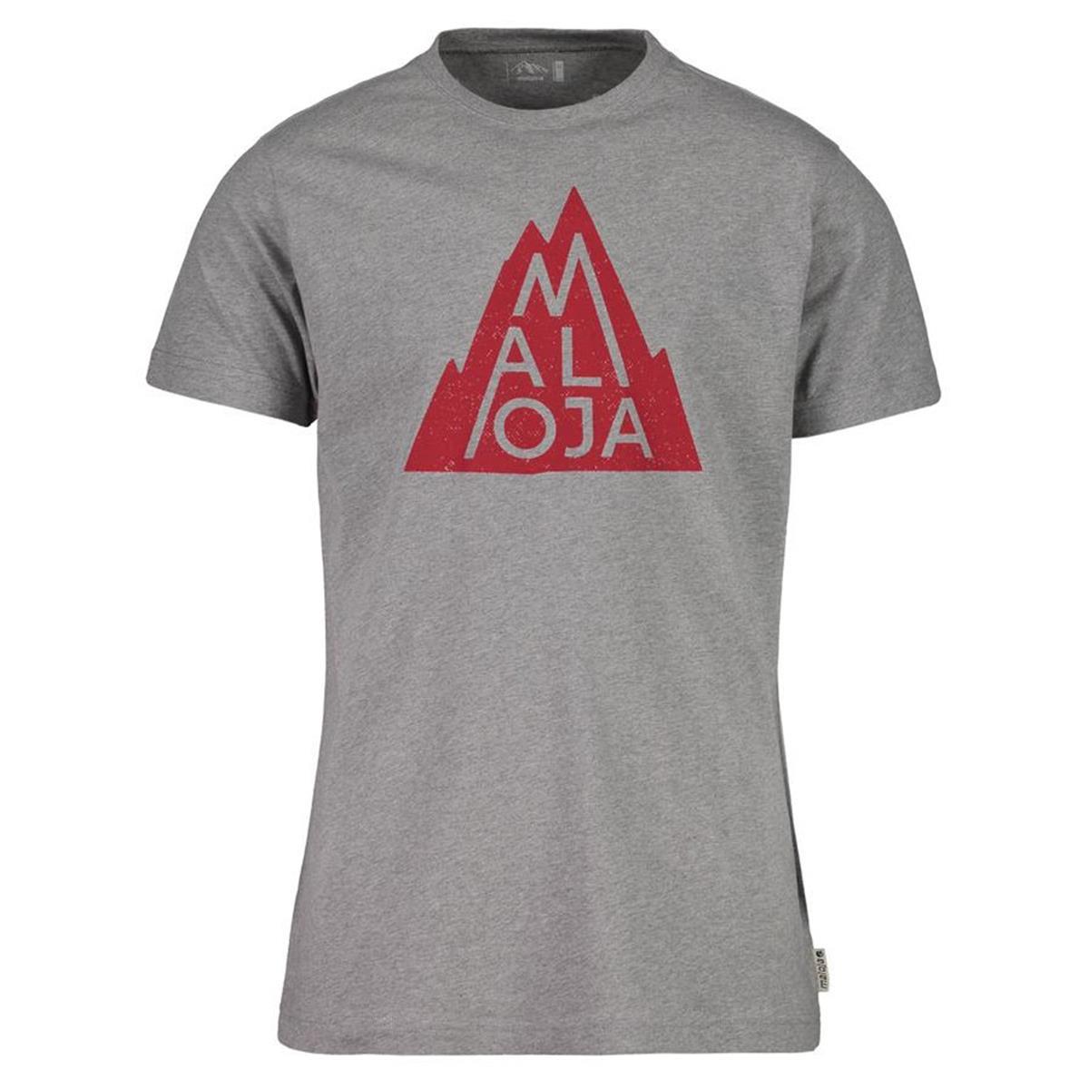 Maloja T-Shirt ChristiamM. Grey Melange