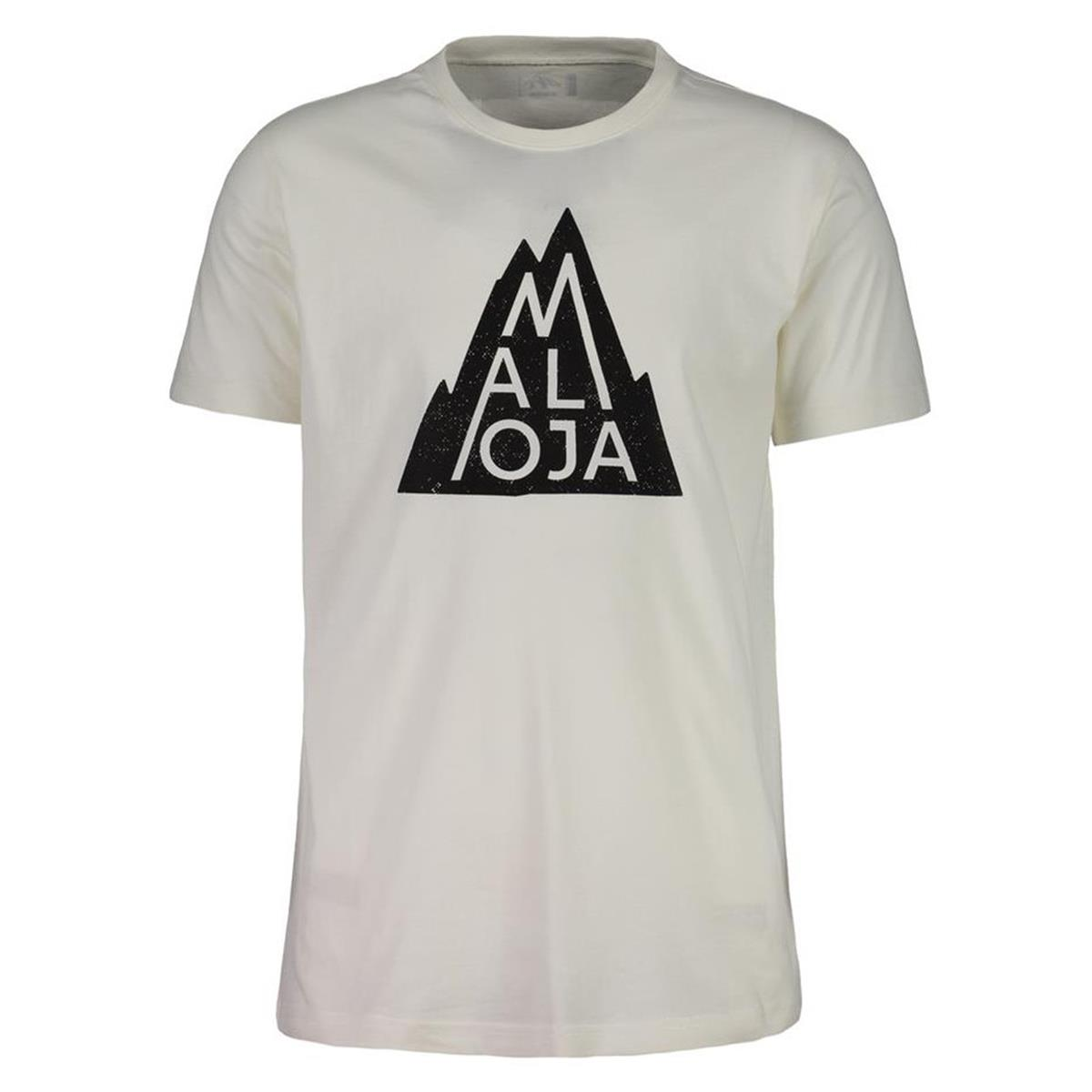 Maloja T-Shirt ChristiamM. Vintage White