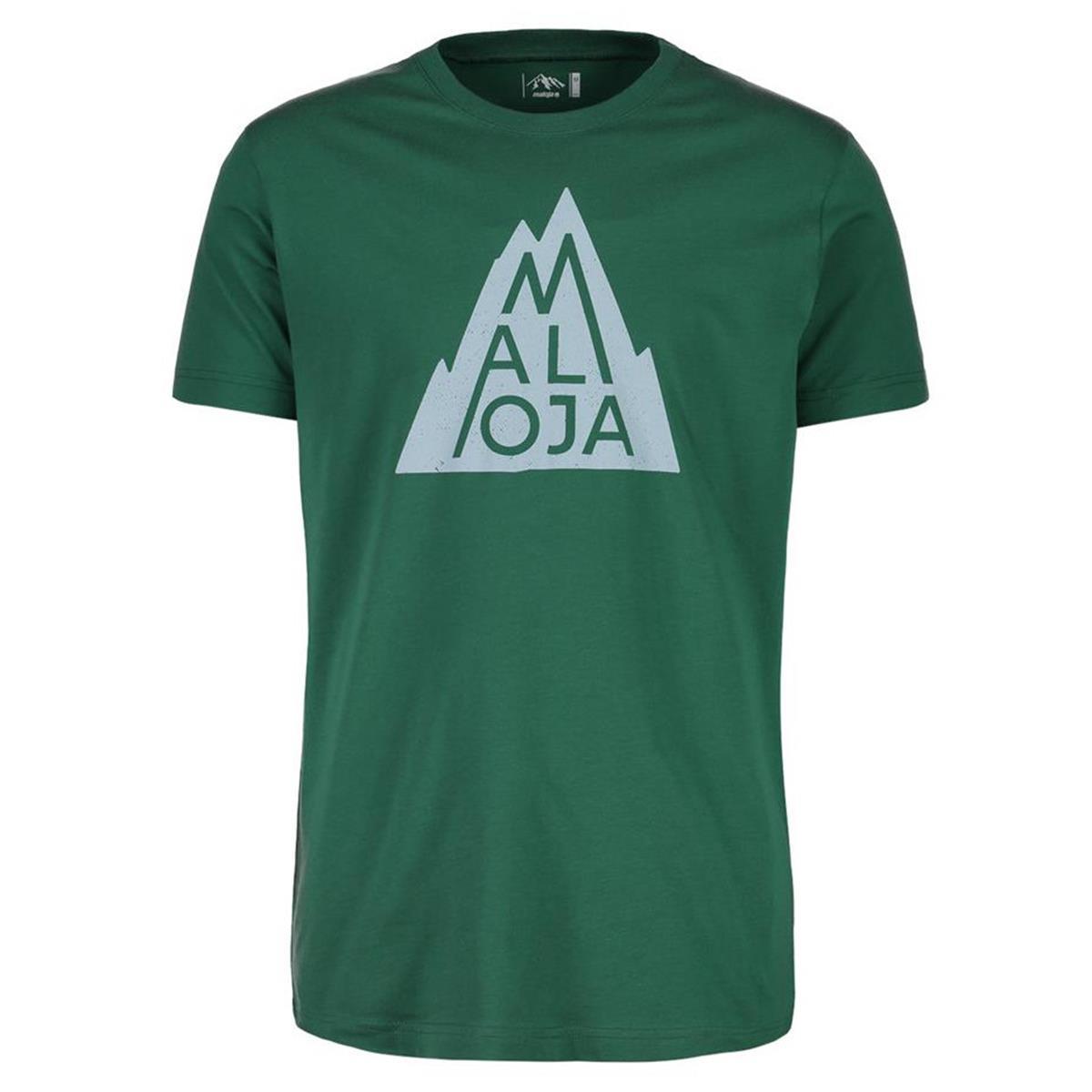 Maloja T-Shirt ChristiamM. Stone Pine