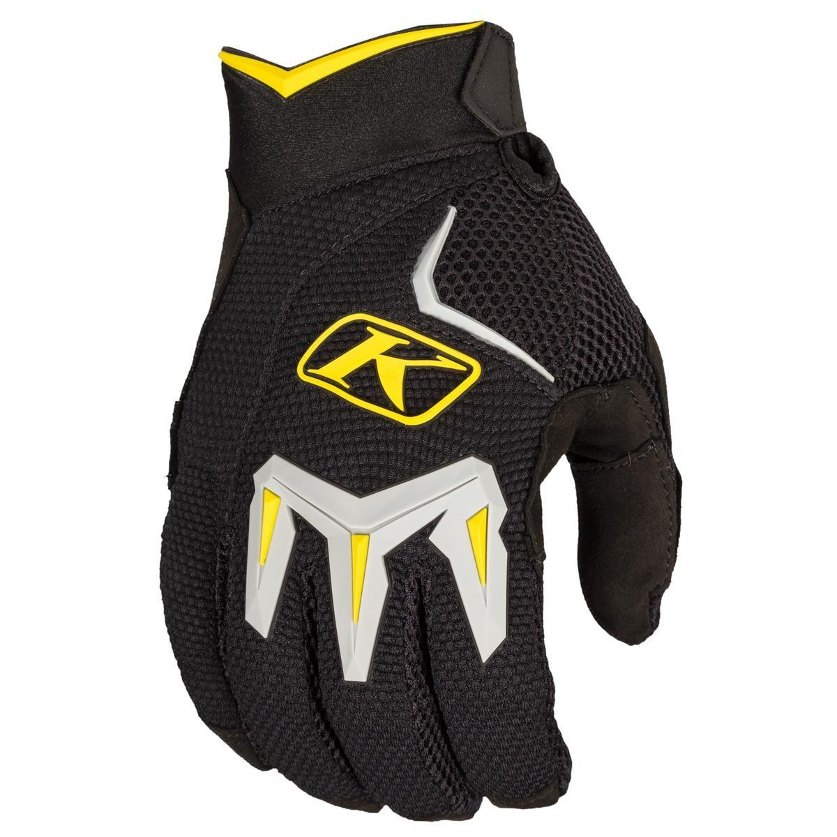 Klim Handschuhe Mojave Schwarz