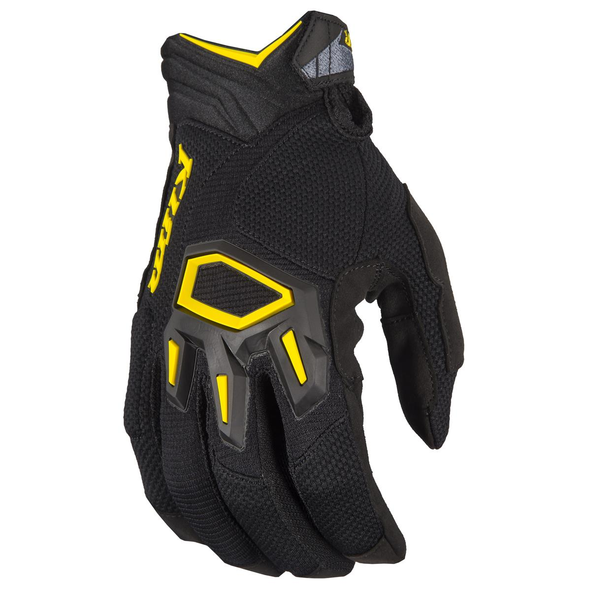 Klim Handschuhe Dakar Schwarz