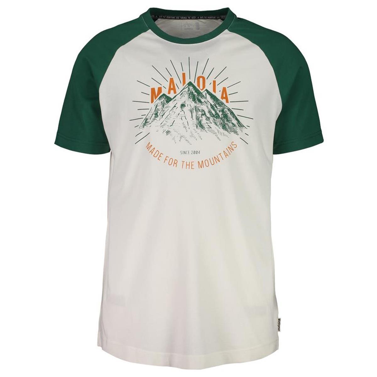 Maloja T-Shirt PiazettM. Stone Pine