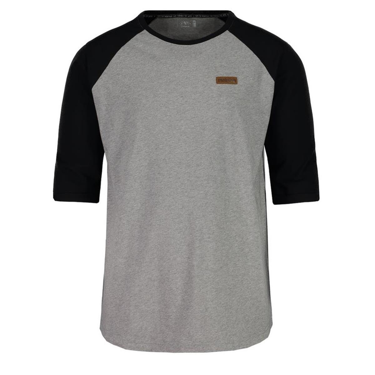 Maloja 3/4-Arm Shirt GiarsunM. Grey Melange