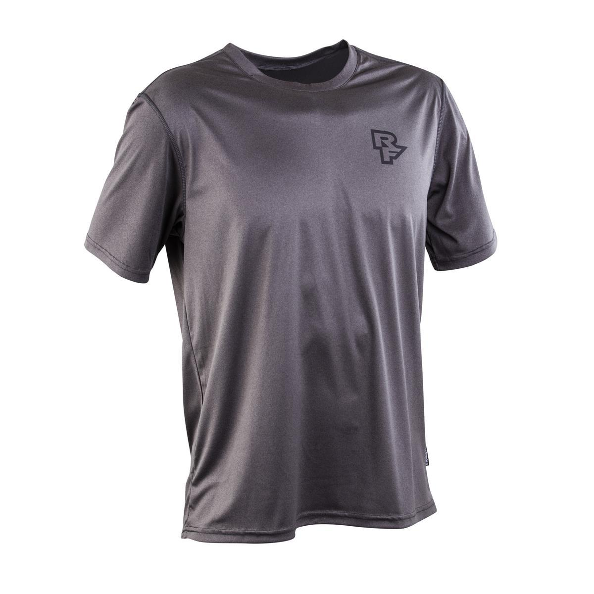 Race Face Trail-Jersey Trigger Ventura - Charcoal