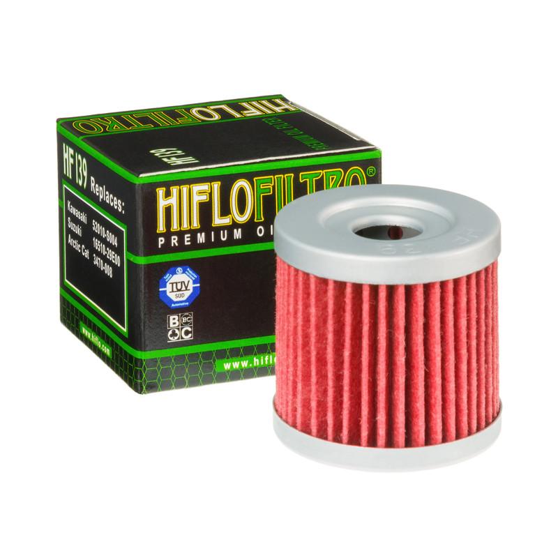 HIFLO Oil Filter HF 139 Suzuki LTZ 400 03-16, DRZ 400 E 00-07, DRZ ...