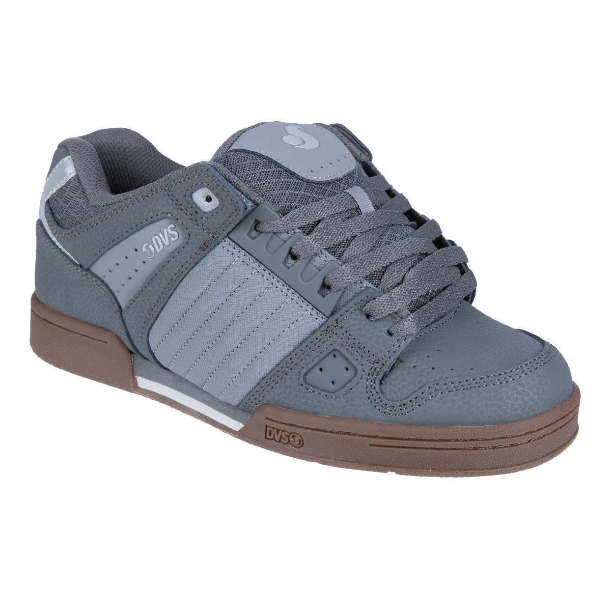 DVS Schuhe Celsius Charcoal/Grau Nubuk