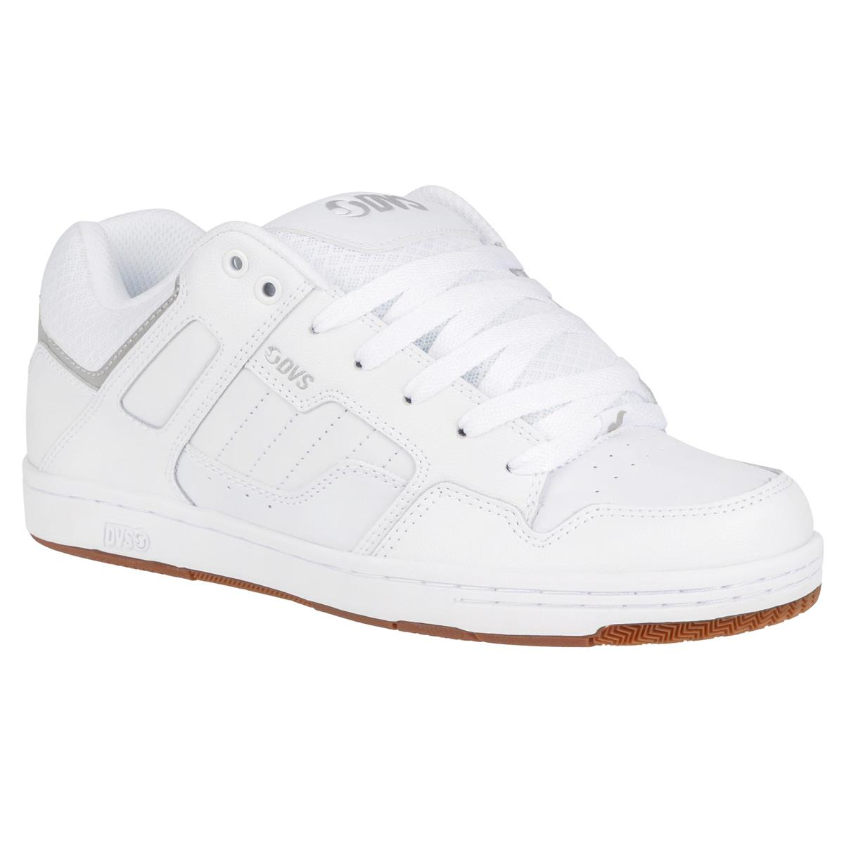 DVS Schuhe Enduro 125 Weiß Reflective Gum Nubuk