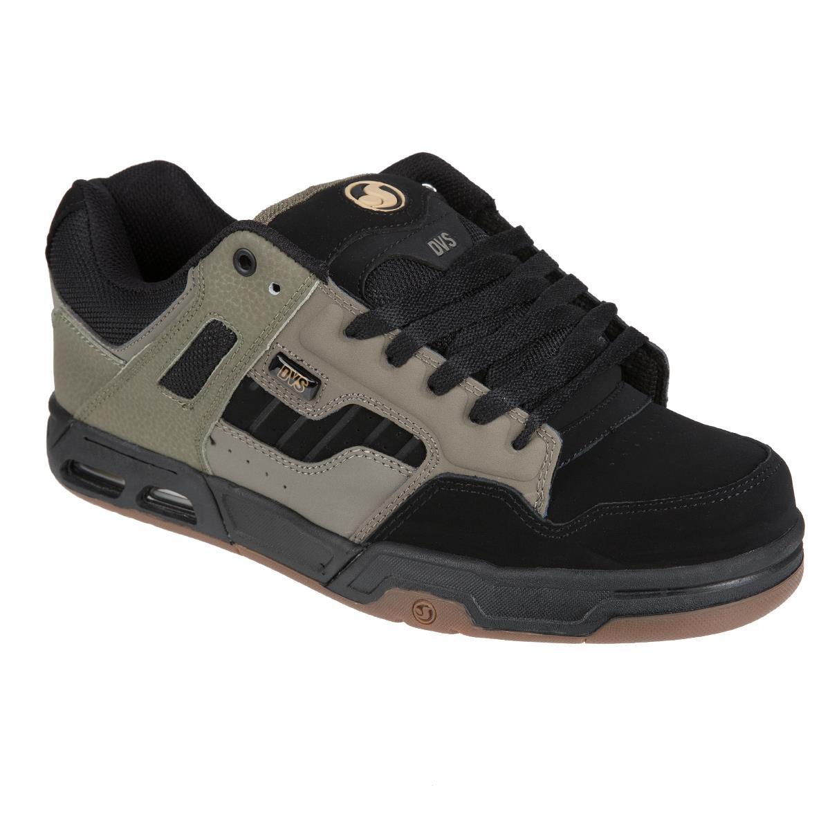 DVS Schuhe Enduro Heir Oliv/Schwarz Gum Nubuk