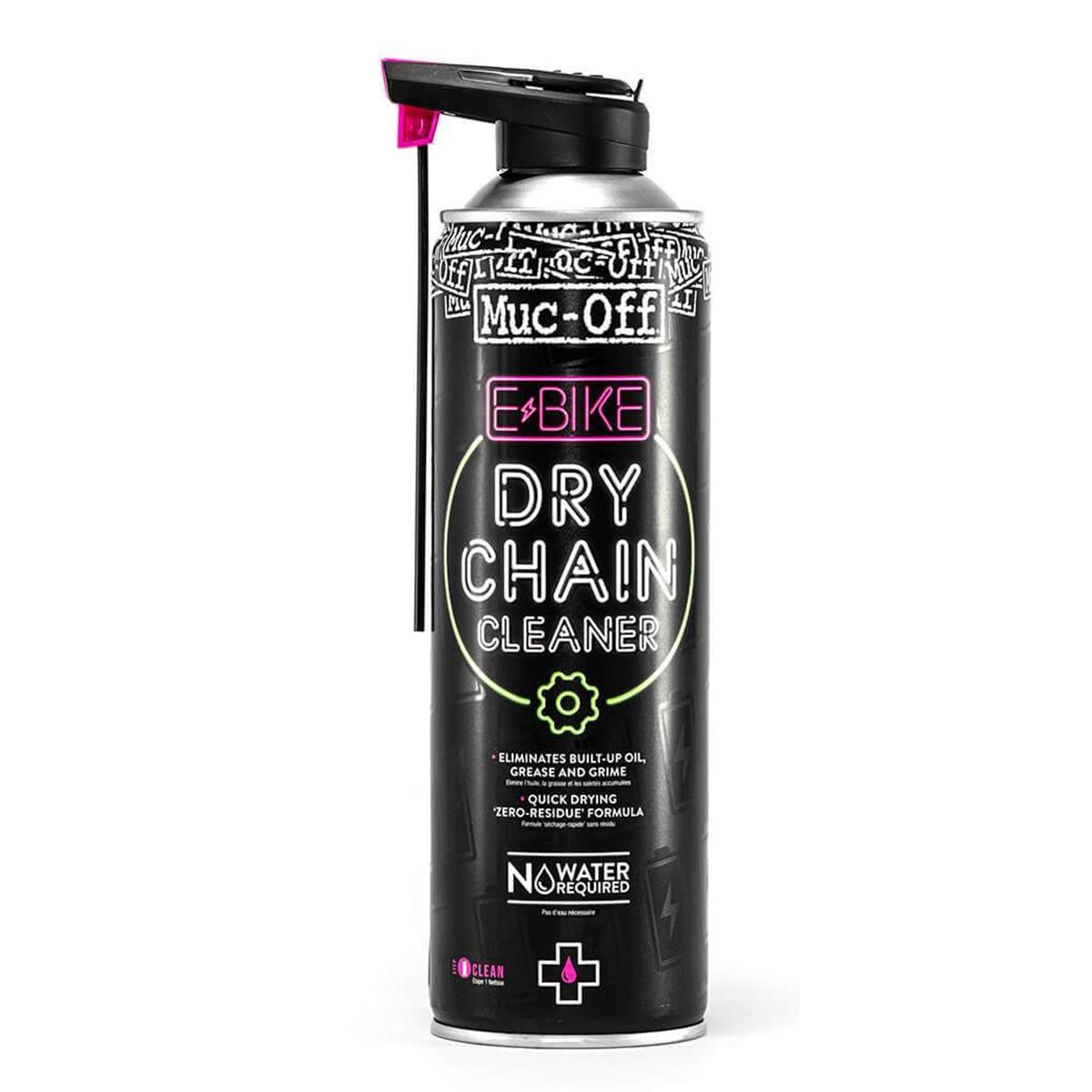 Muc-Off Kettenreiniger E-Bike Dry Chain Cleaner 500 ml