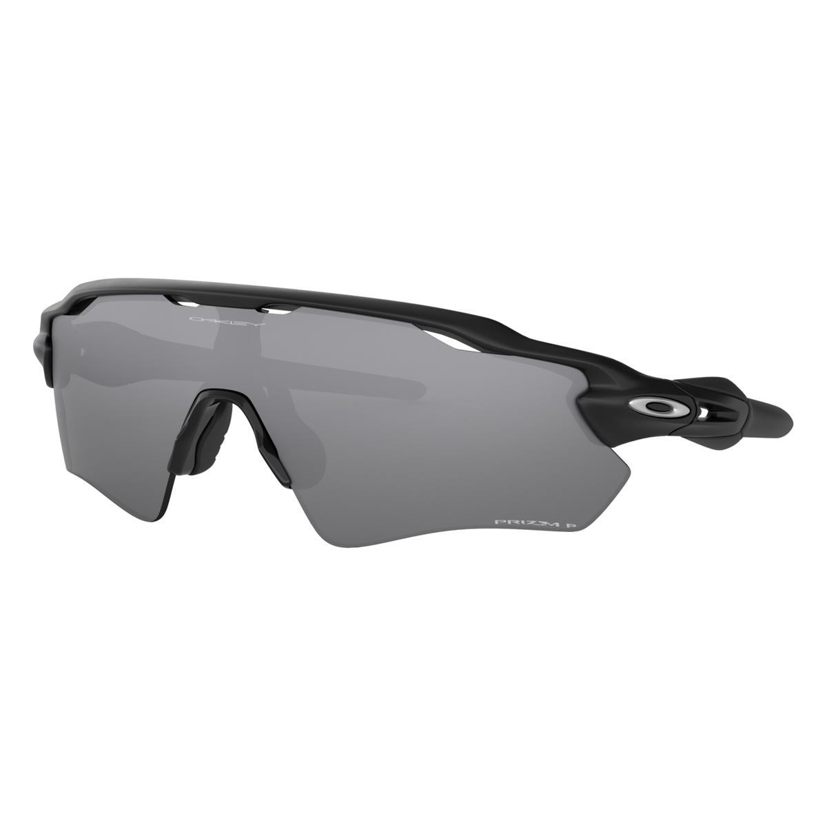 Oakley Sportbrille Radar EV Path Matt Schwarz - Prizm Schwarz Polarisiert
