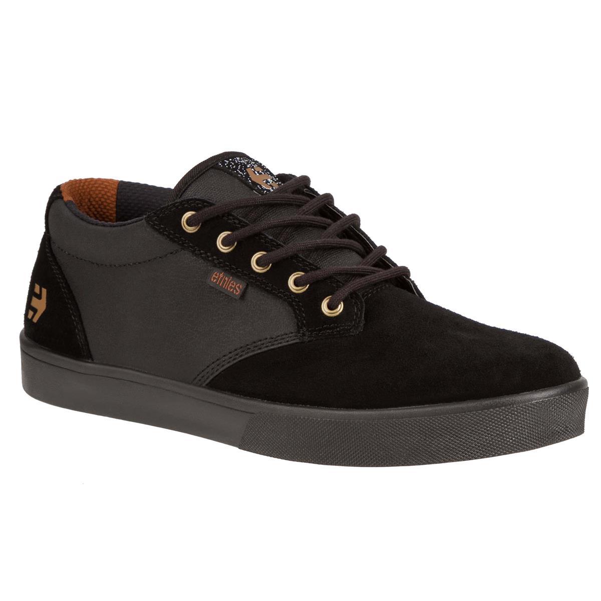 Etnies Schuhe Jameson Mid Crank Schwarz