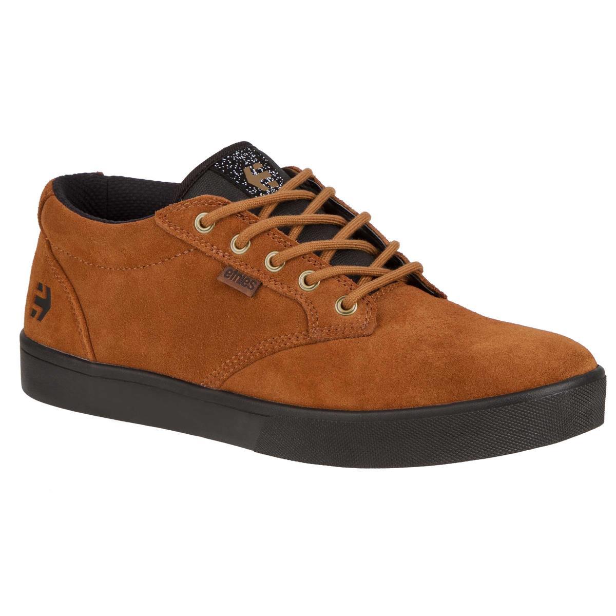 Etnies Schuhe Jameson Mid Crank Braun/Schwarz