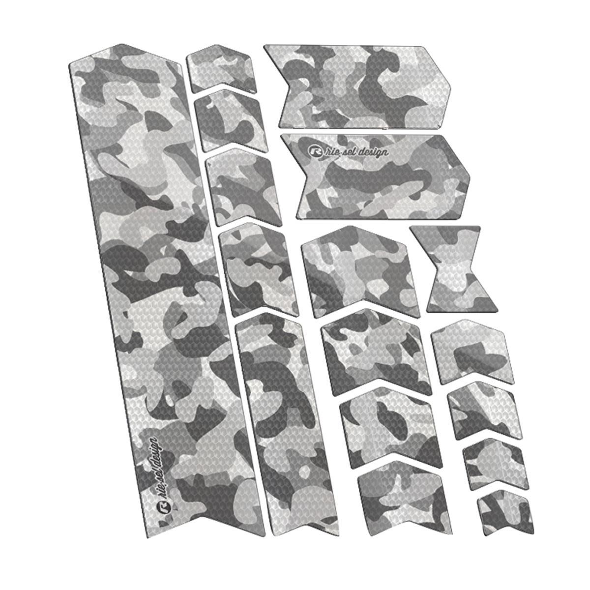 Riesel Design Rahmenschutz-Sticker Tape 3000 Camo