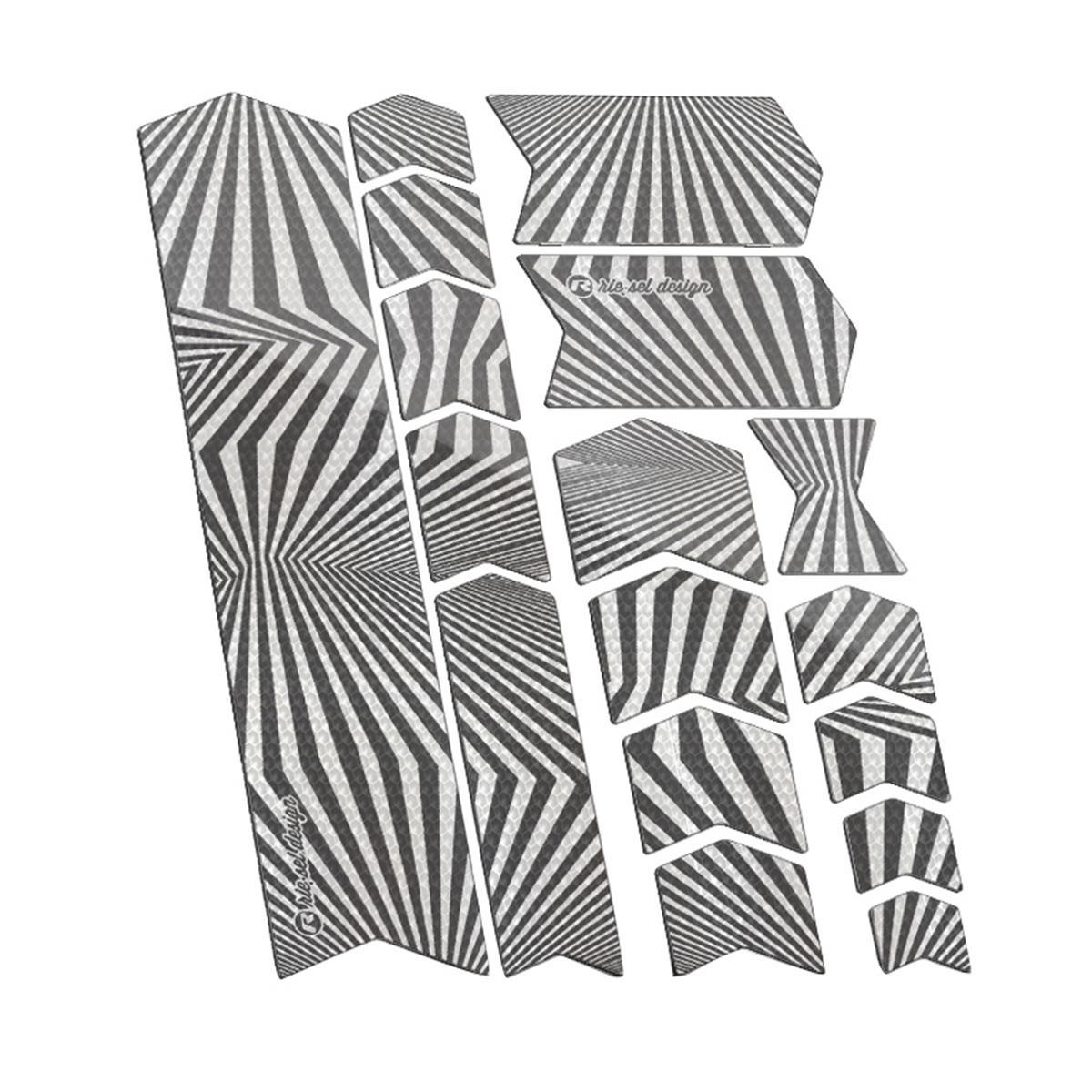 Riesel Design Rahmenschutz-Sticker Tape 3000 Dazzl