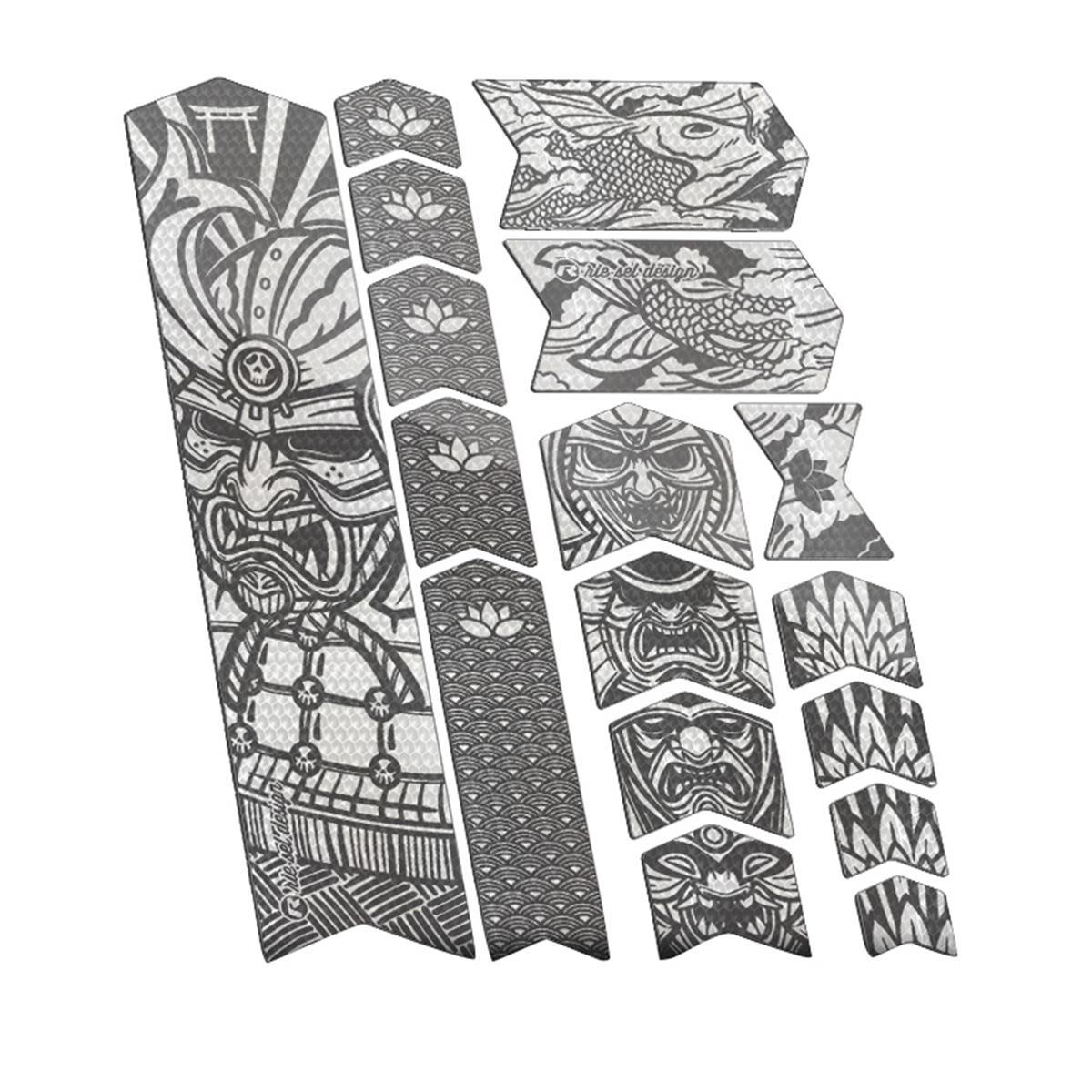 Riesel Design Rahmenschutz-Sticker Tape 3000 Japan
