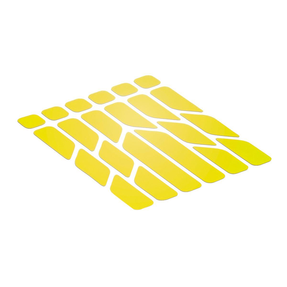 Riesel Design Sticker Reflex Reflektierend, Gelb