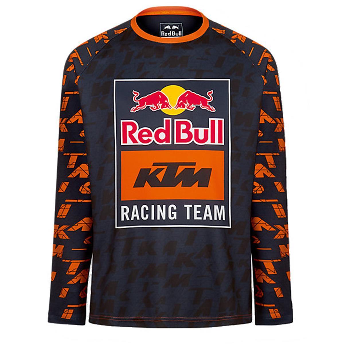 Red Bull Jersey KTM Mosaic Blau/Orange