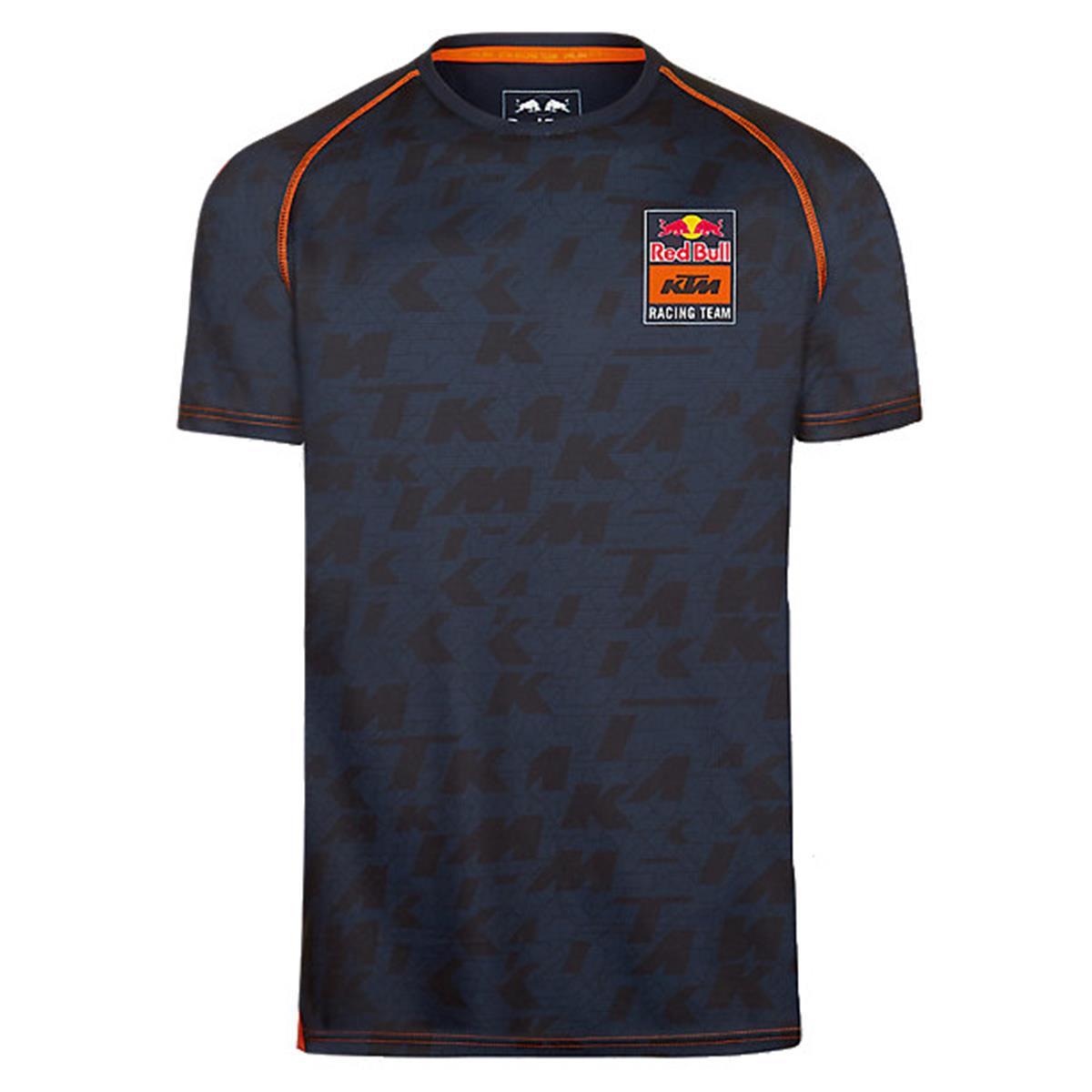 Red Bull T-Shirt KTM Mosaic Fun Navy