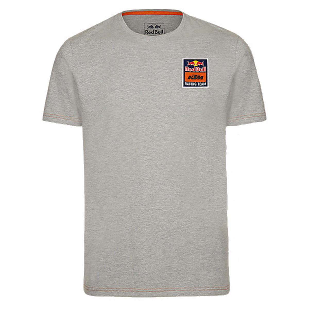 Red Bull T-Shirt KTM Inside Out Print Grau/Navy