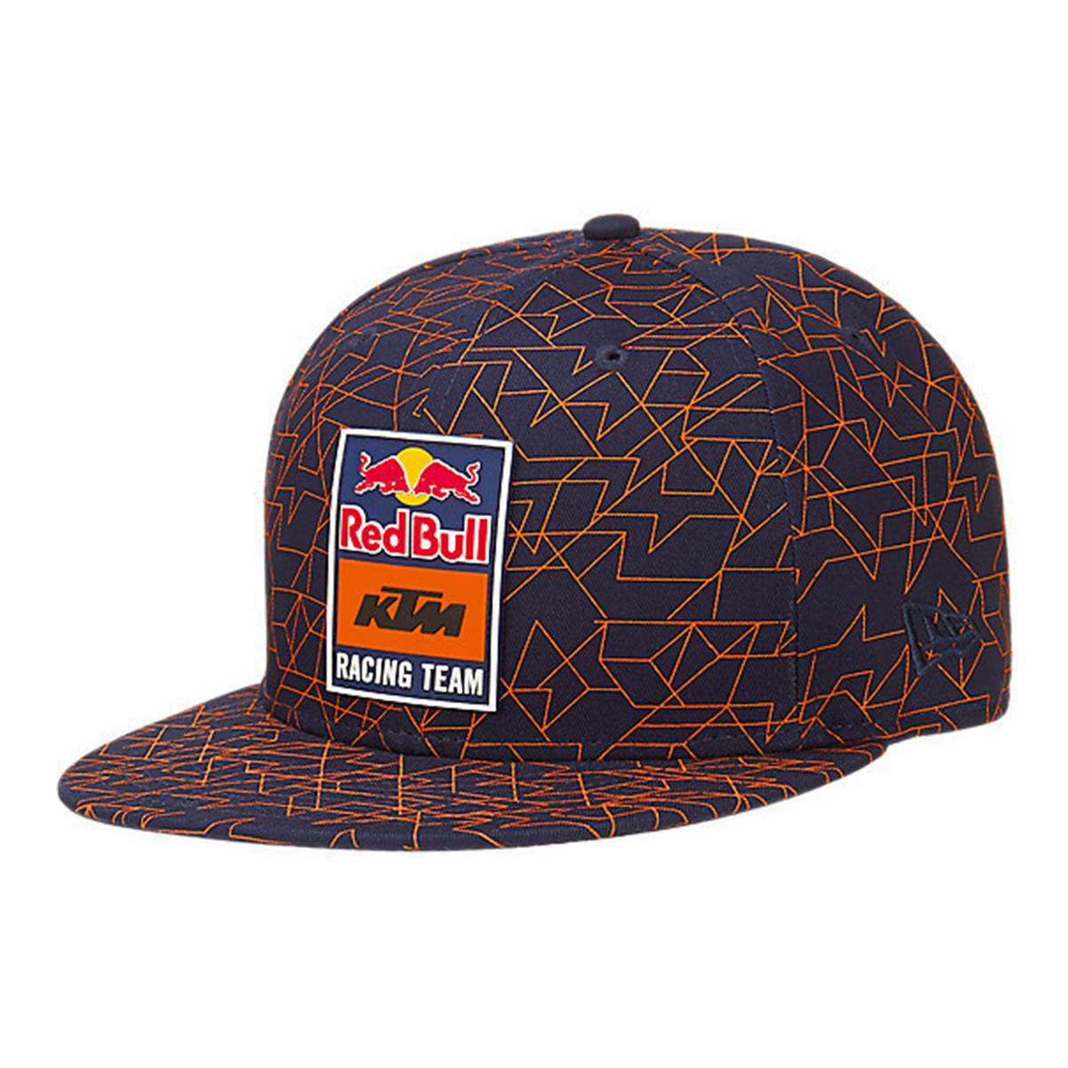 Red Bull Cap KTM New Era 9Fifty MosaicCa Blau/Orange