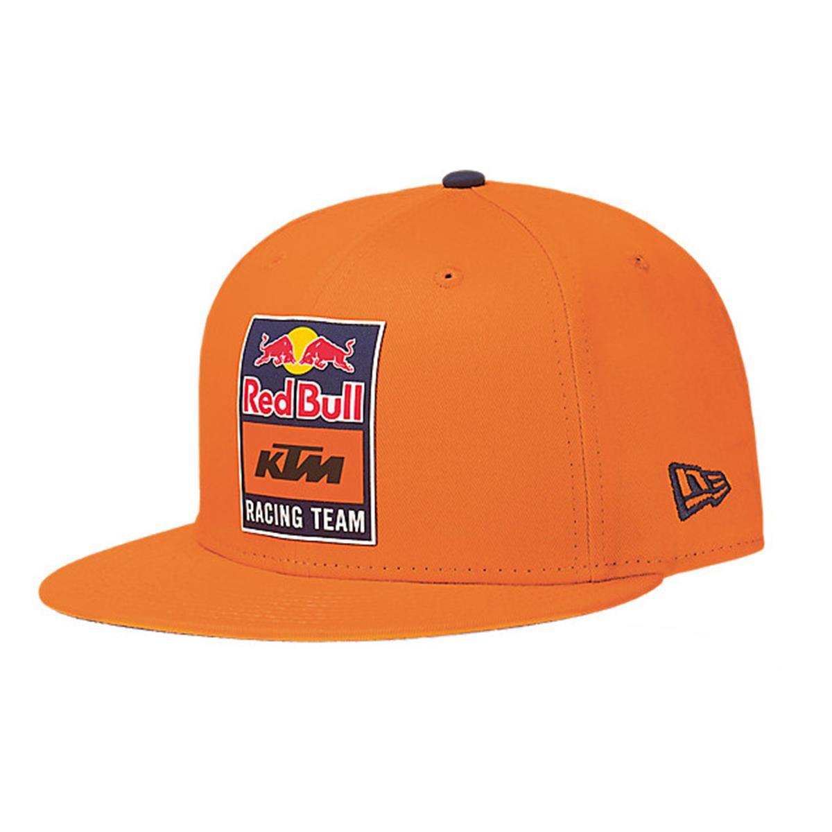 Red Bull Snapback Cap KTM New Era 9Fifty Pumpkin