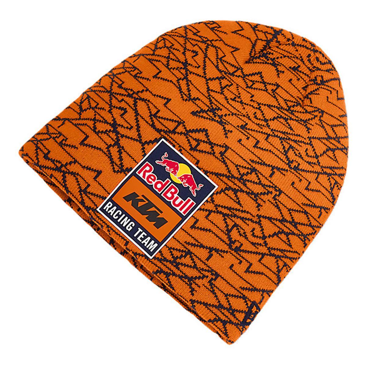 Red Bull Beanie KTM New Era Pumpkin