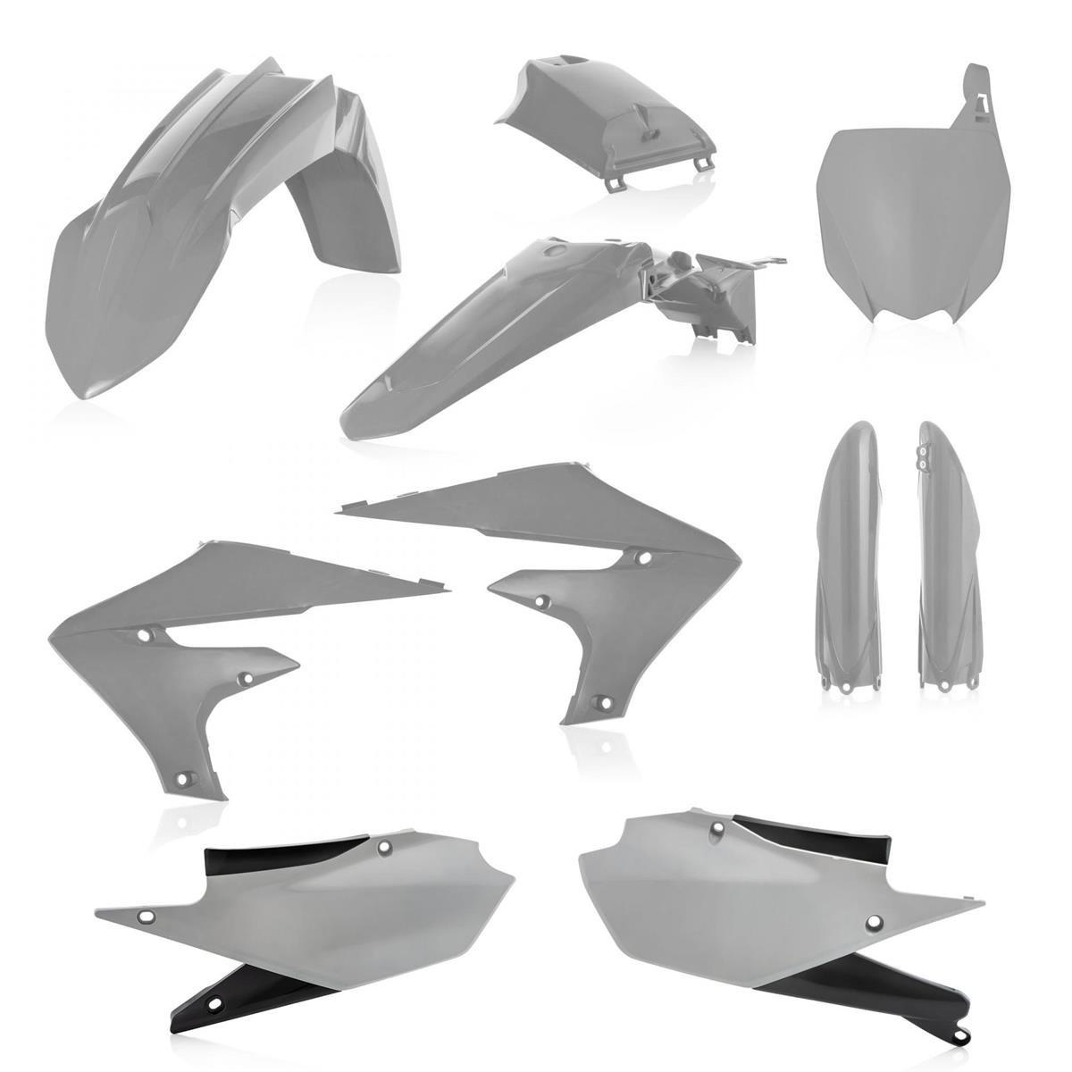 Acerbis Plastik-Kit Full-Kit Yamaha YZF 450 2019, Grau