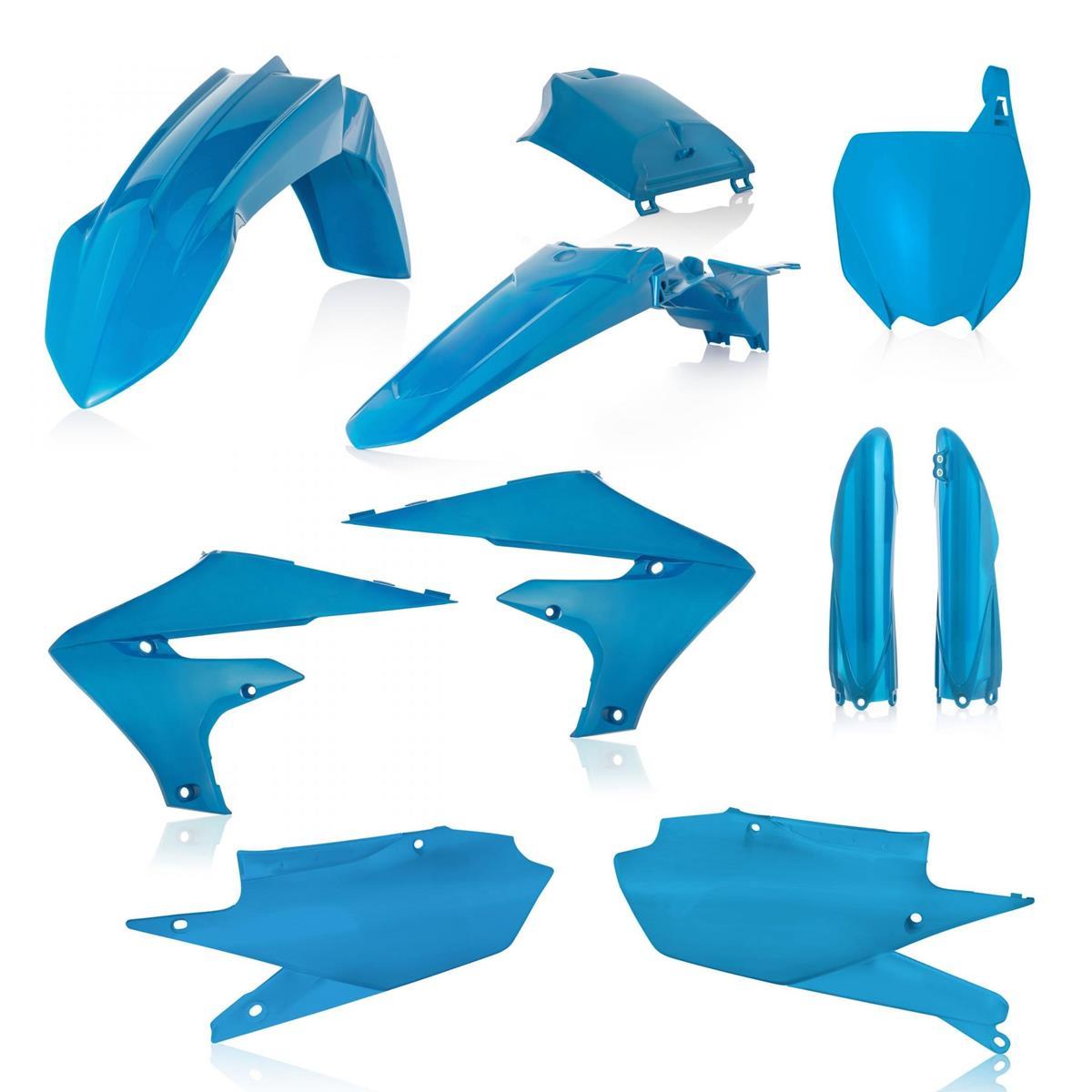 Acerbis Plastik-Kit Full-Kit Yamaha YZF 450 2019, Hellblau