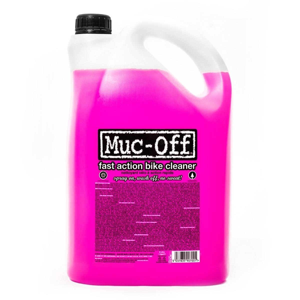 Muc-Off Bike-Reiniger Bike Cleaner 5 Liter