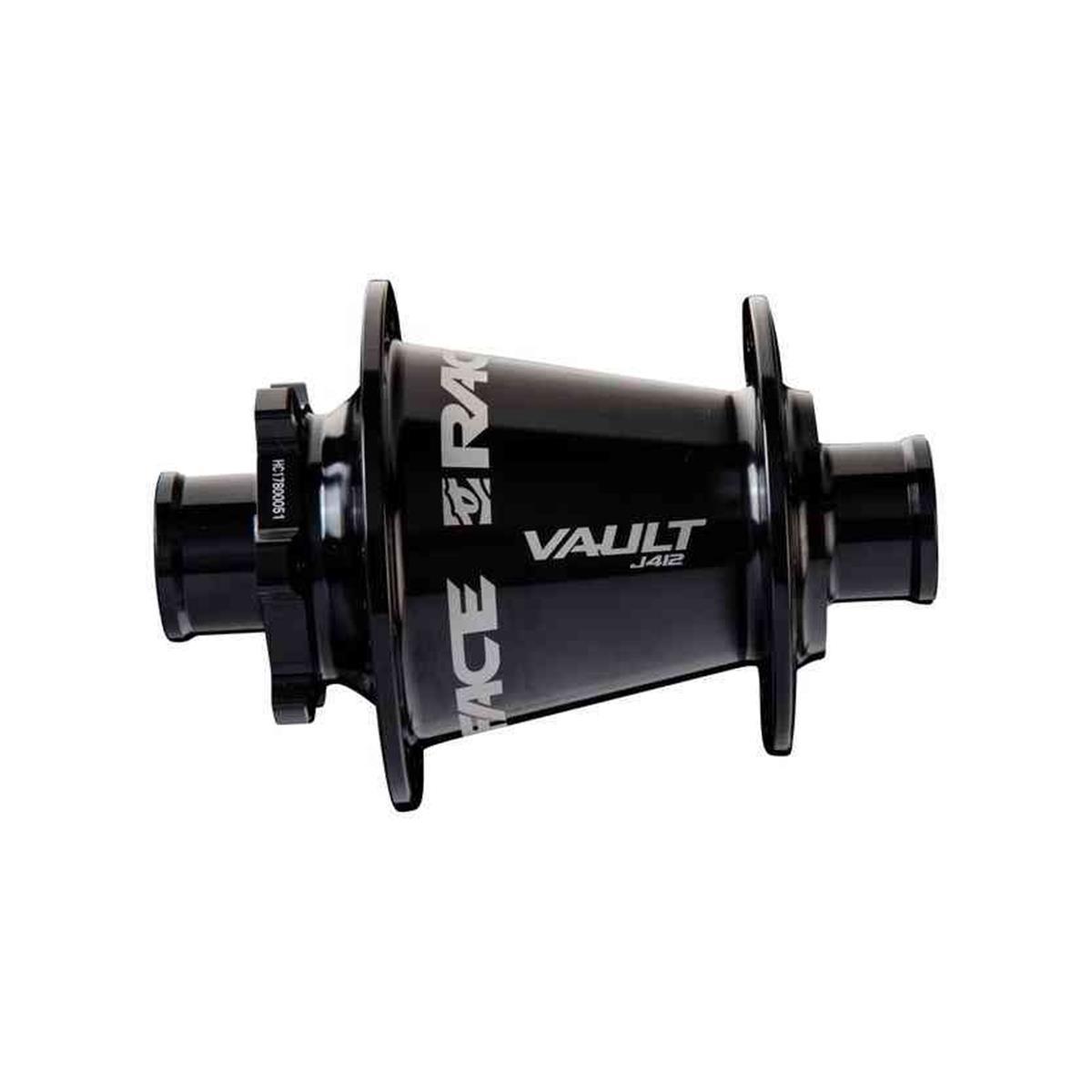 Race Face MTB-Nabe Vorderrad Vault 100 x 15 mm TA, Schwarz