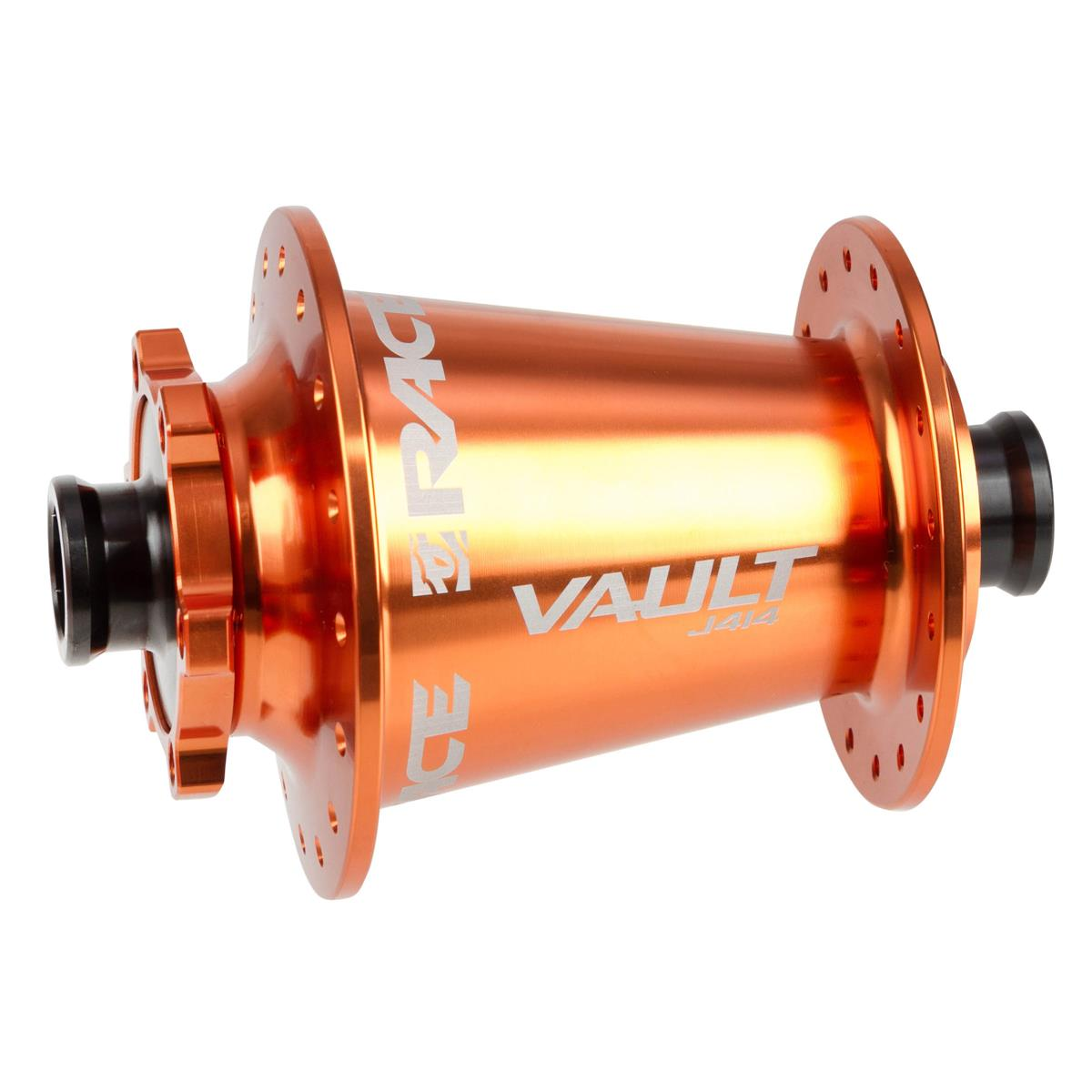 Race Face MTB-Nabe Vorderrad Vault 110 x 15 mm TA (Boost), Orange