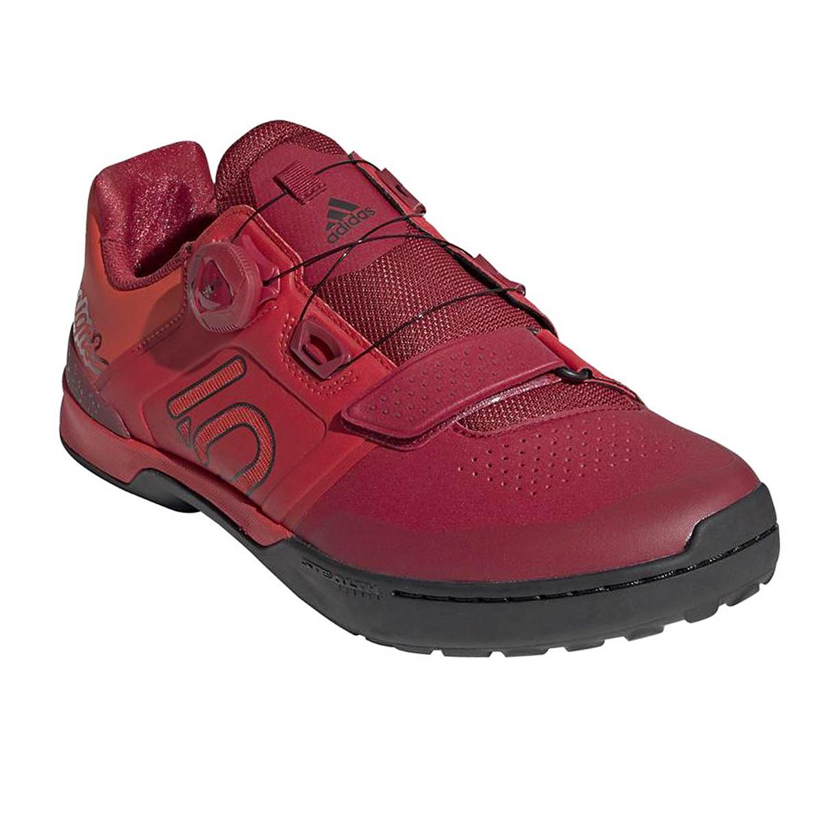 Five Ten MTB-Schuhe Kestrel Pro BOA TLD Strong Red/Hi-Res Red
