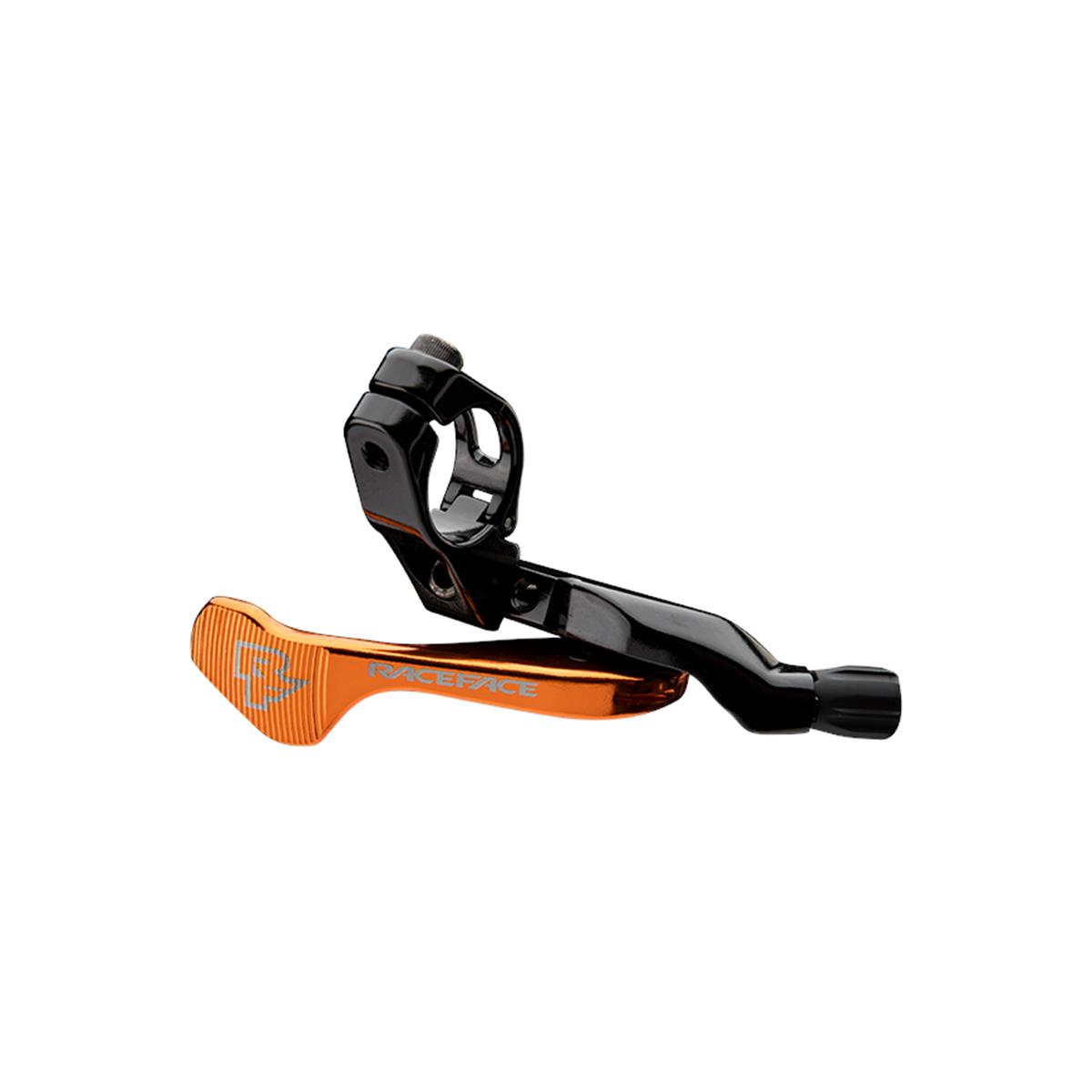 Race Face Remotehebel Turbine R Dropper Orange, für 1x-Schaltungen