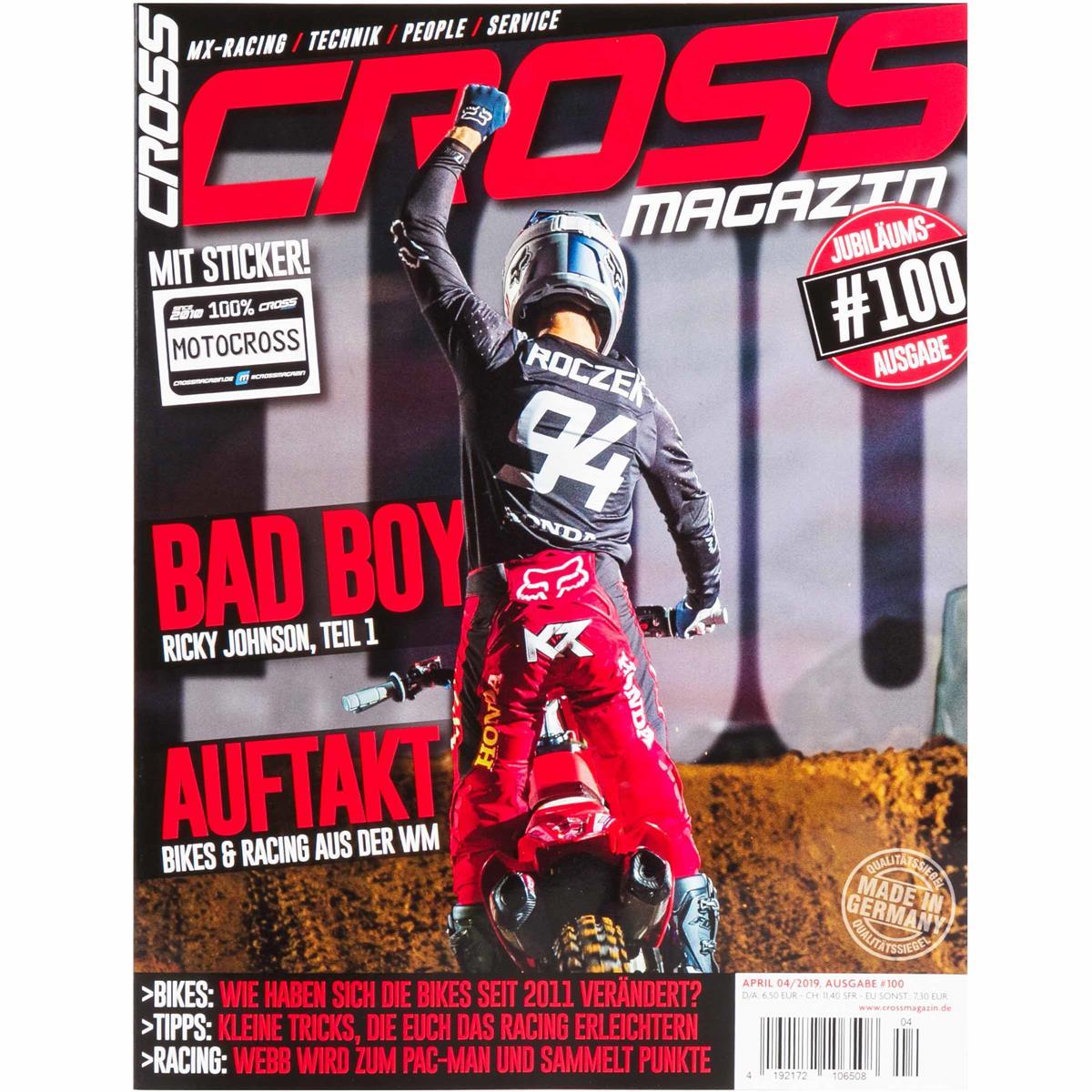 Cross Magazin Cross Magazin Ausgabe 04/2019  April
