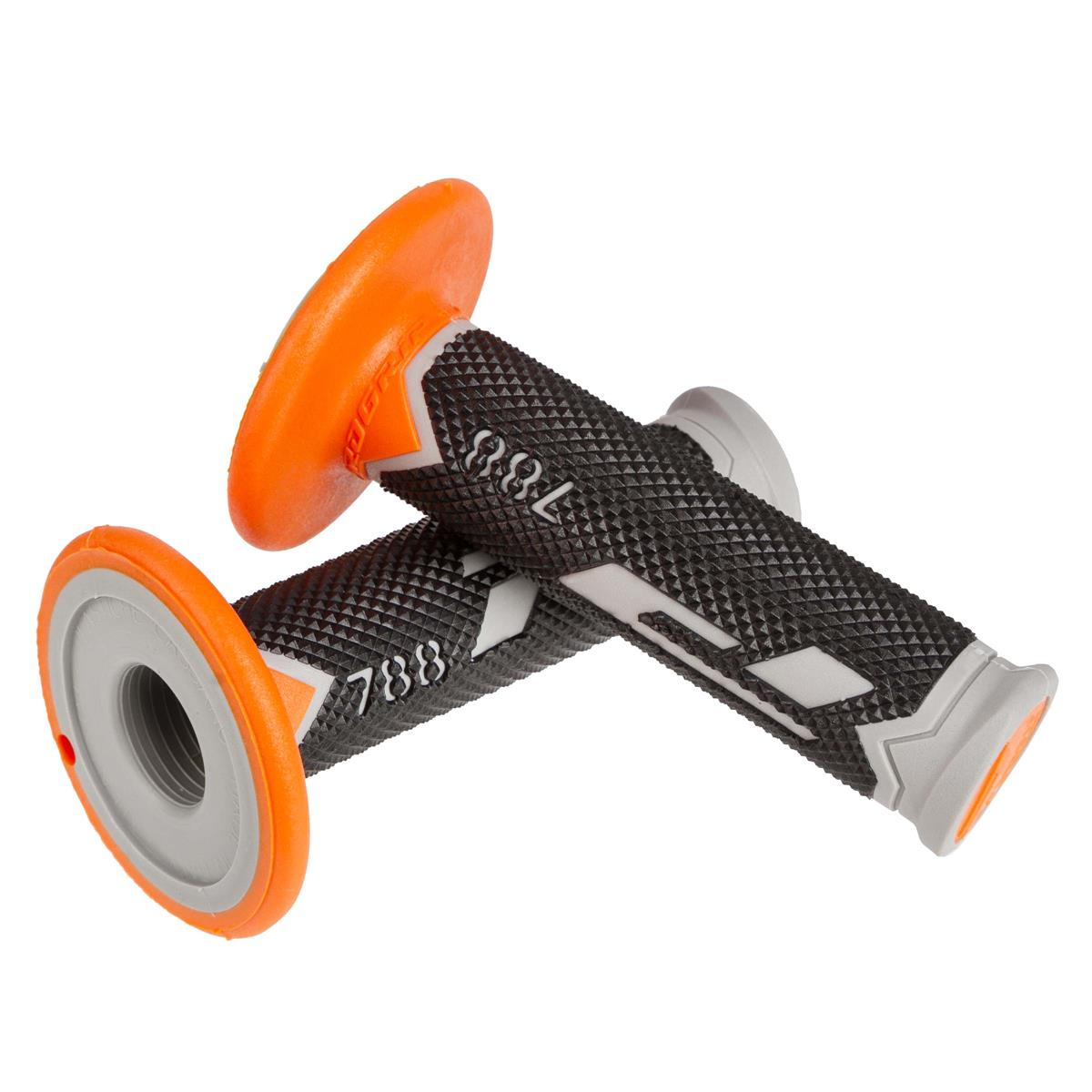 ProGrip Griffe Triple Density Grey Base 788 Grau/Schwarz/Orange