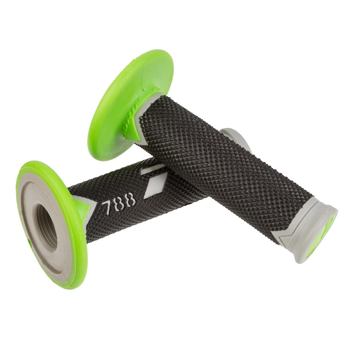 OFF-ROAD GRIPS GREEN