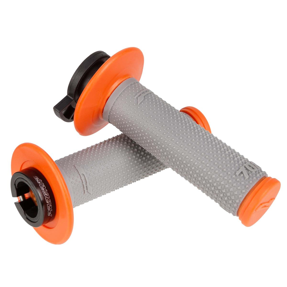 ProGrip Griffe SCS Lock On Orange/Grau