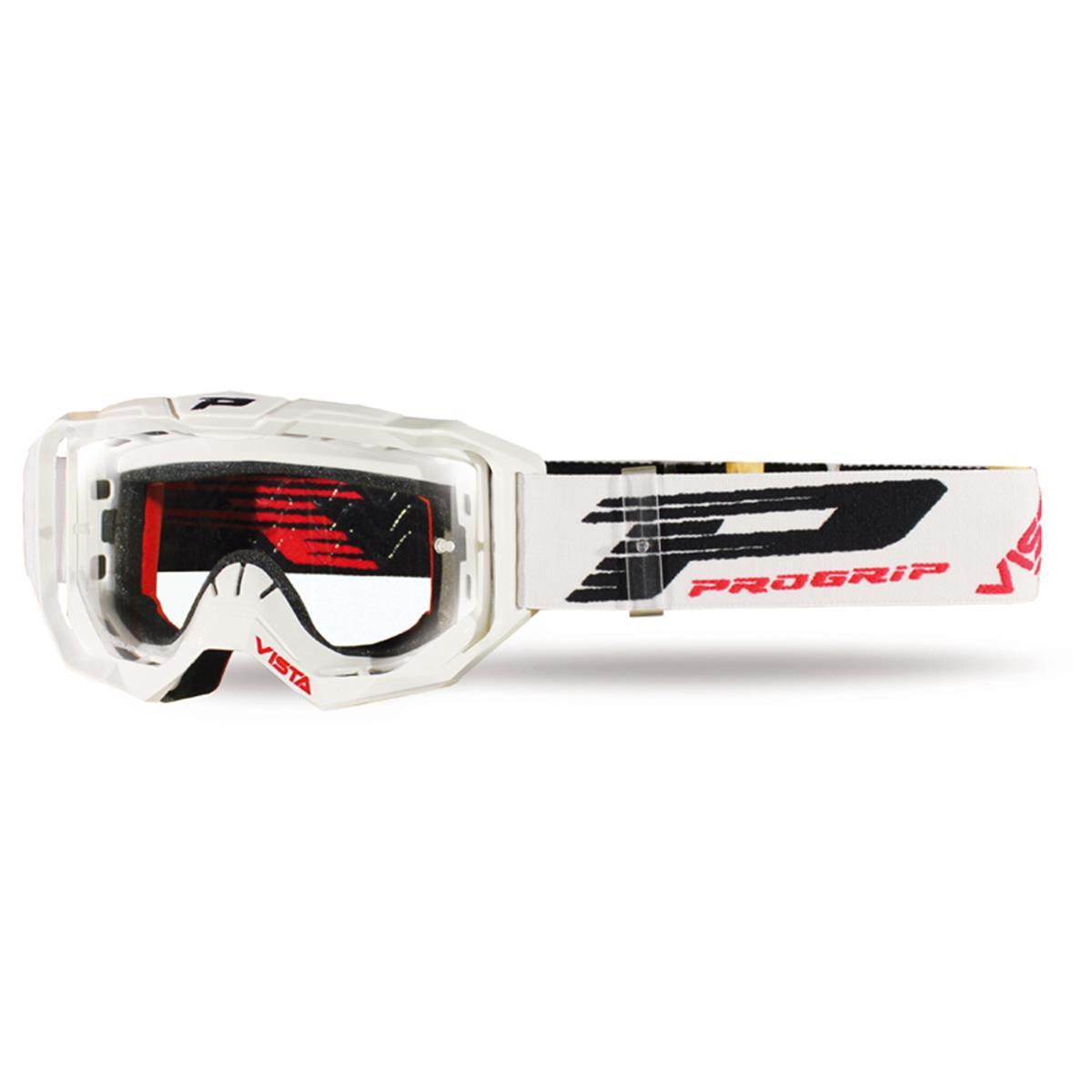 ProGrip Crossbrille 3303 TR Vista Weiß