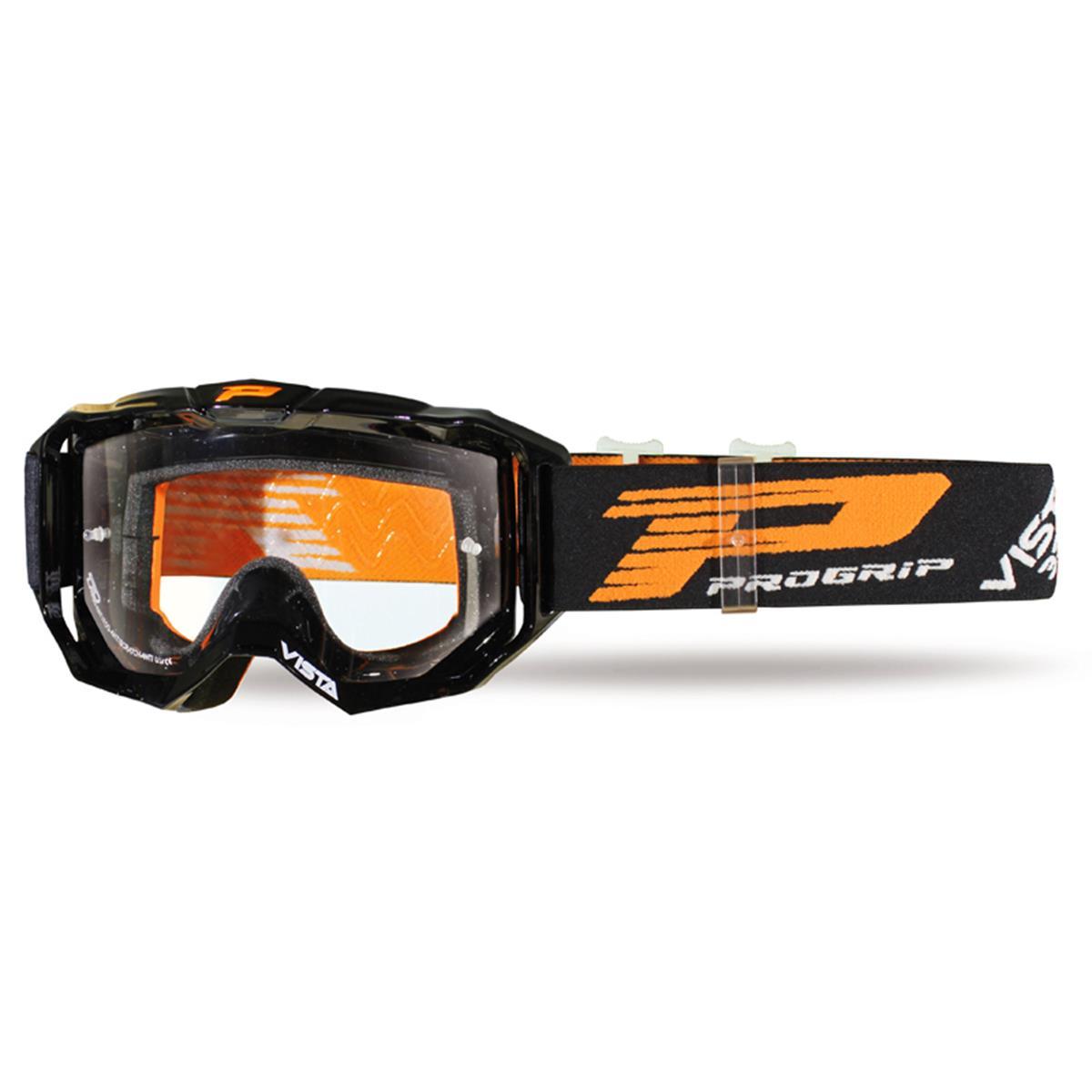 ProGrip Crossbrille 3303 TR Vista Schwarz