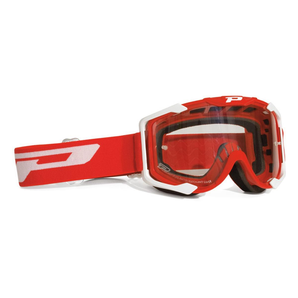 ProGrip Crossbrille 3400 TR Menace Rot