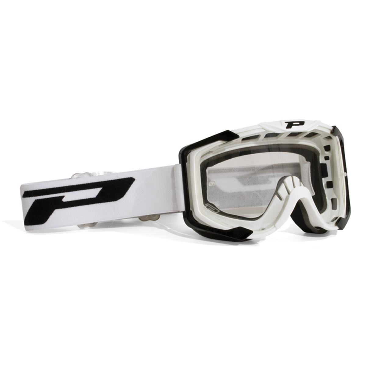 ProGrip Crossbrille 3400 TR Menace Weiß
