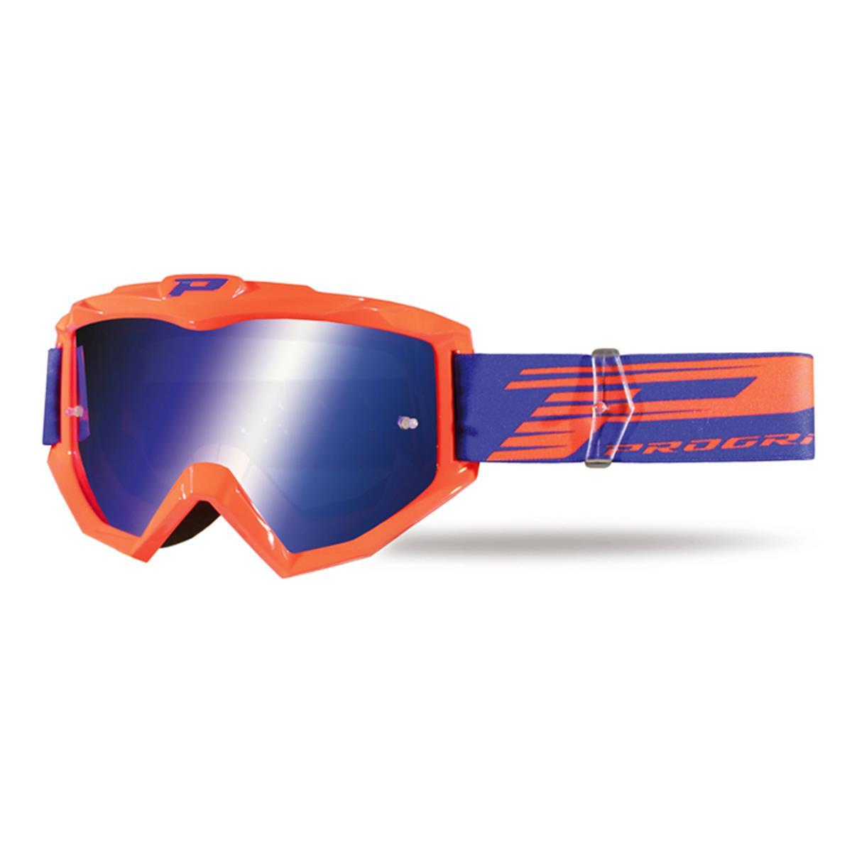 ProGrip Crossbrille 3201 FL Atzaki Orange Fluo