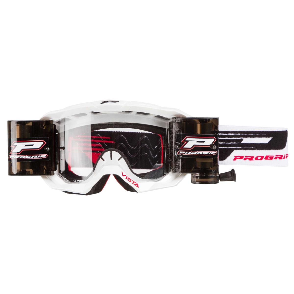ProGrip Crossbrille 3303 RO Weiß