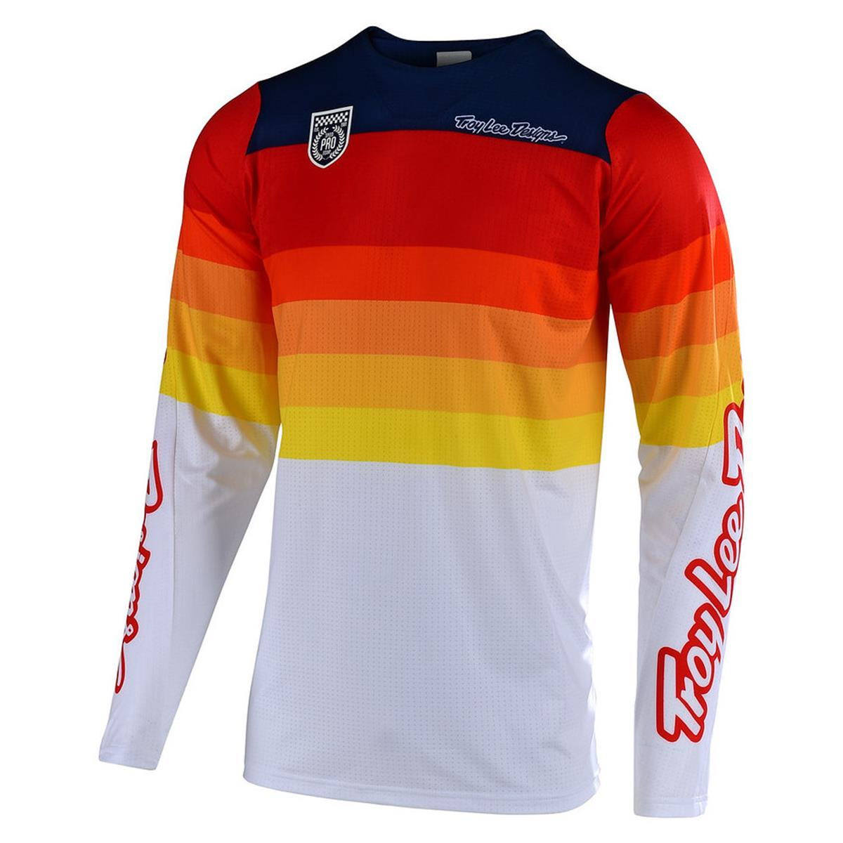 Troy Lee Designs Jersey SE Pro Mirage - Orange