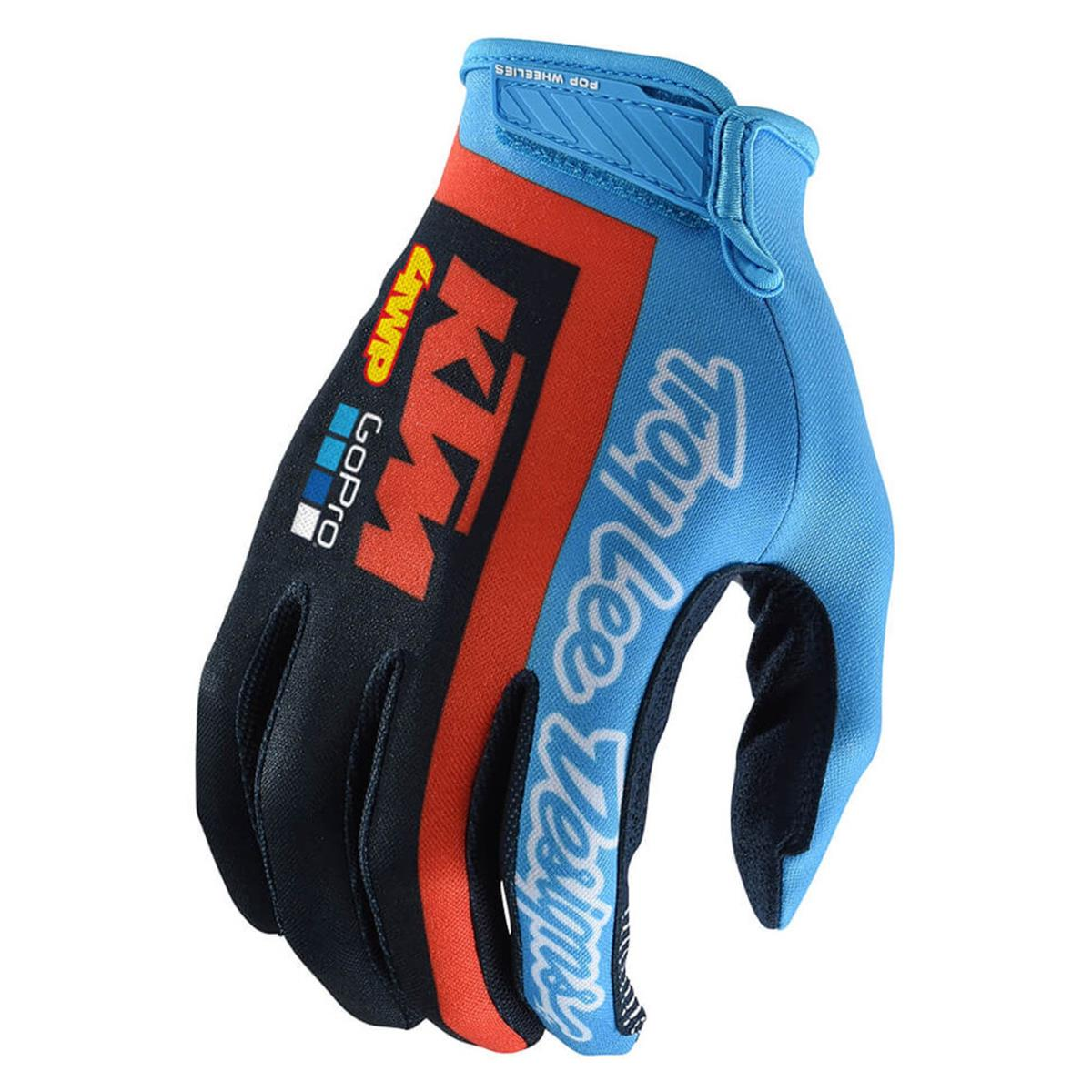 Troy Lee Designs Handschuhe Air TLD KTM Team - Navy/Cyan