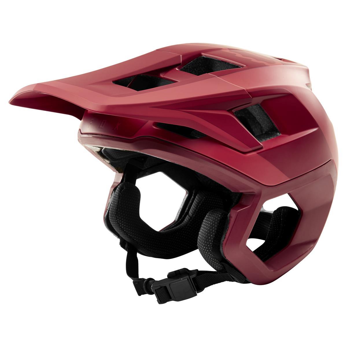 Fox Trail-MTB Helm Dropframe Rio Red
