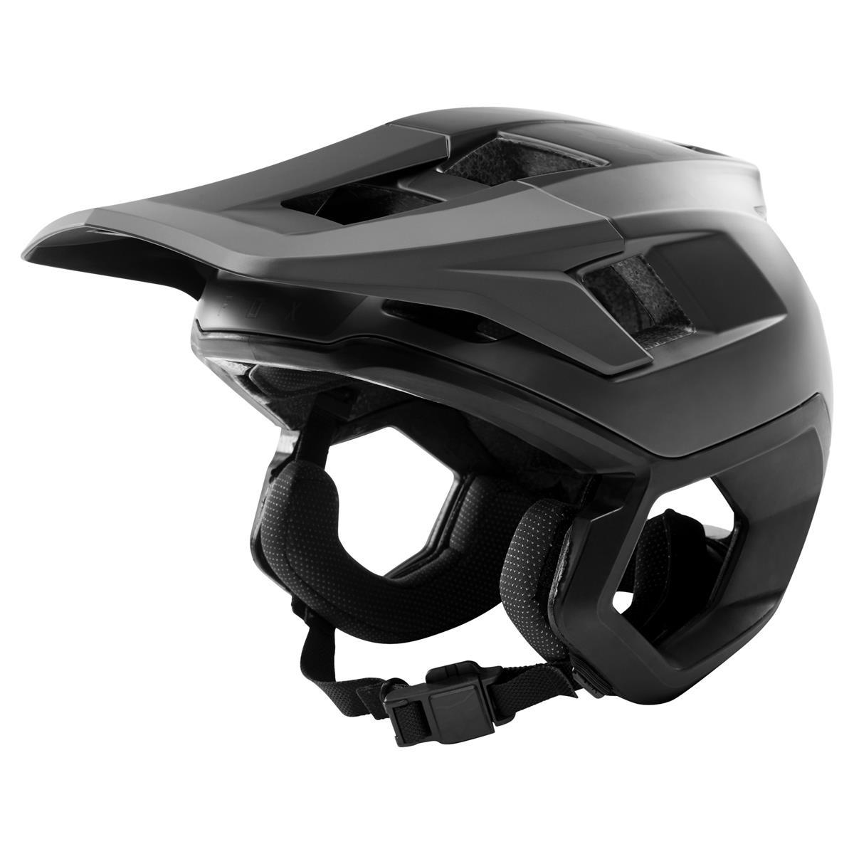 Fox Trail-MTB Helm Dropframe Schwarz